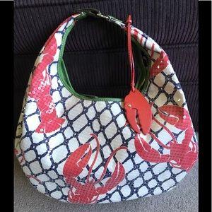 Kate Spade Cape Cod Conolly Lobster Bag Purse